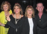 Nancy Quatro with her Rocker Family Suzy Quatro (Leather Tuscadaro from Happy Days)