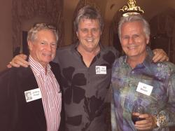Jeff Paige, Don Steepe and his brother Ed Steepe